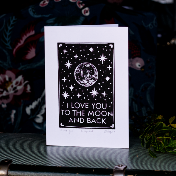 I_love_you_to_the_moon_and_back_card_valentines_day_handmade_linoprint